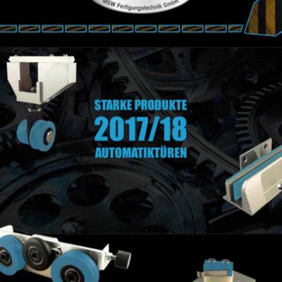 MSW Produktkatalog